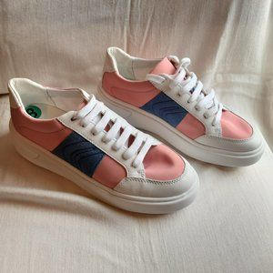 Geox Respira Women's Lace-up Sneaker, New! 8